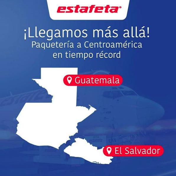 Para Atenderte Mejor: Envíos de Paquetería a Centro América