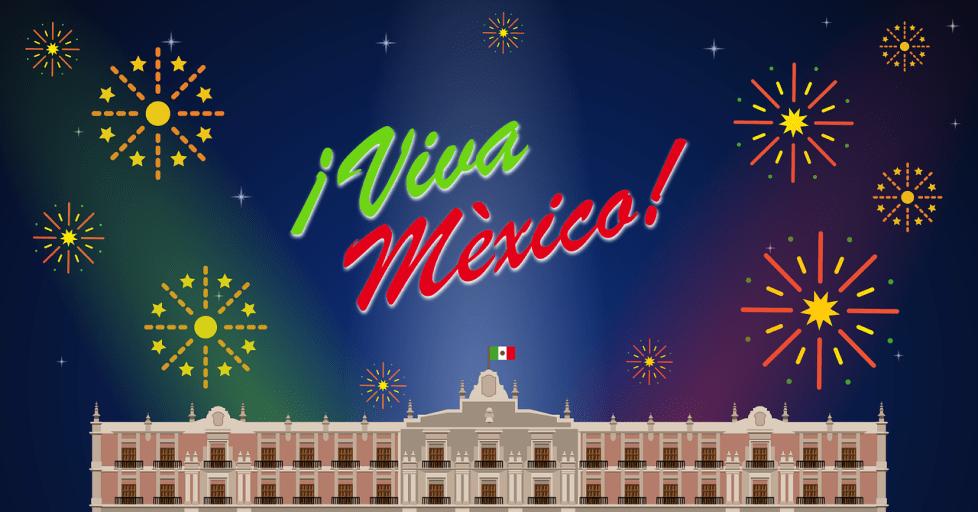 Estafeta celebra el Día de la Independencia de México