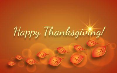 Estafeta agradece a sus clientes en Acción de Gracias