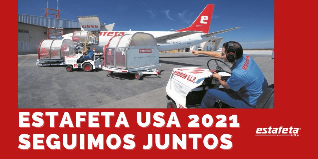 Estafeta USA 2021