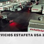 Servicios Estafeta USA 2021
